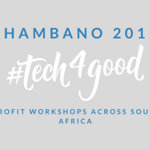 Tech4Good Workshops Southern Africa