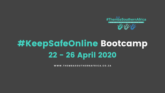 #KeepSafeOnline Blog Banner