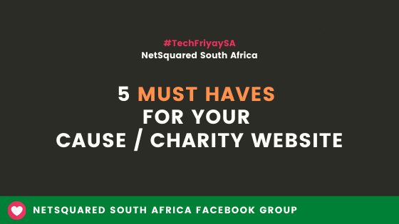5 Must Haves For Your Nonprofit Website