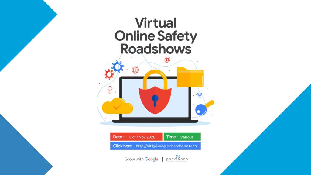 PhambanoTech Virtual Online Safety Roadshows